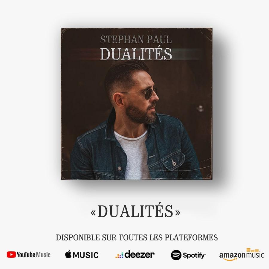 Dualités Stephan Paul EP